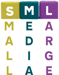 small-media-large logo